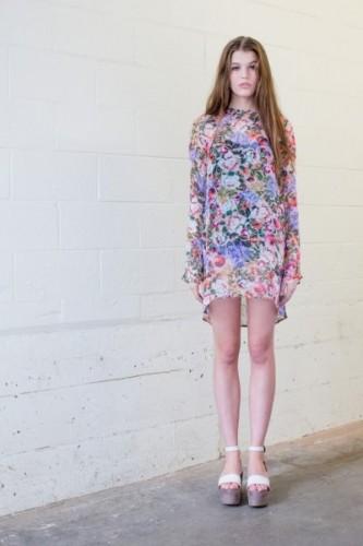slim pickings dress