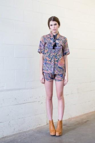 tonto shirt and shorts