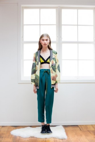 Paradise bomber clyde pants