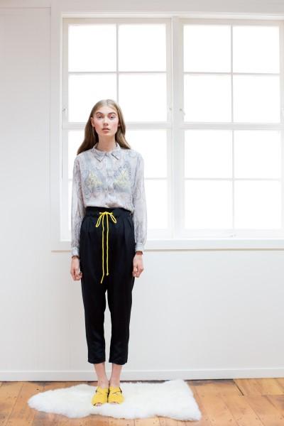 bonnie blouse clyde pants