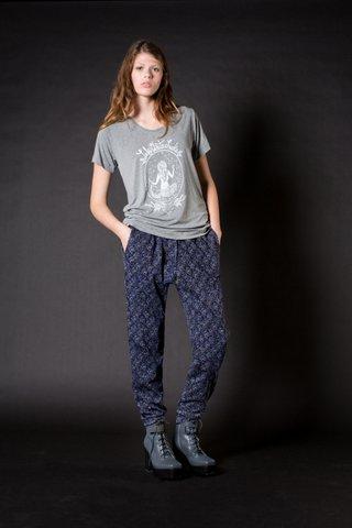 Lady White Snake Tee & Magic Pants